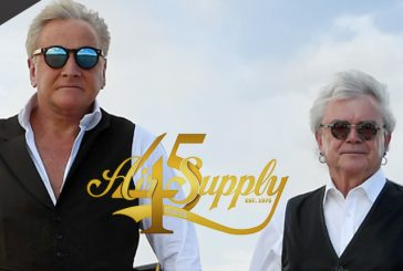 Win tickets to Air Supply